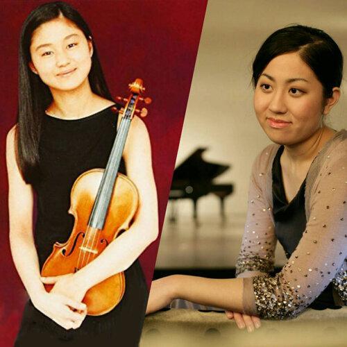 日本小提琴庄司紗史香與鋼琴小菅優