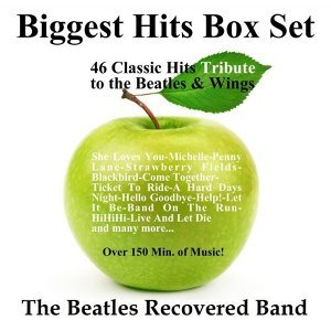 The Beatles Recovered Band -46 s