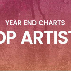 Billboard告示牌排行榜2017年度十大歌手