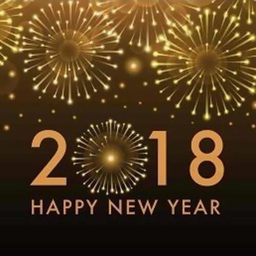 2018來了!朝著新年願望邁進吧