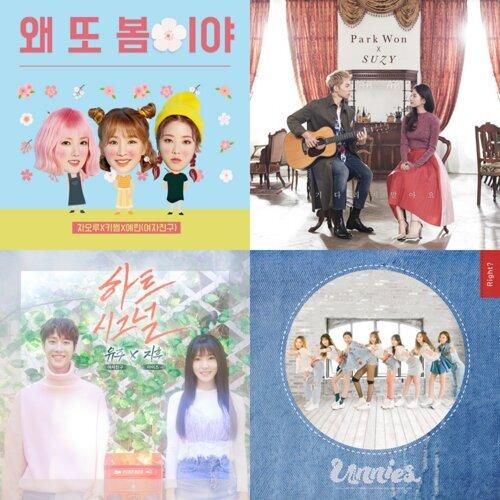 嚴選100!2017 K-POP 熱門合唱曲