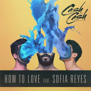 Cash Cash, Sofia Reyes - How To Love (feat. Sofia Reyes)