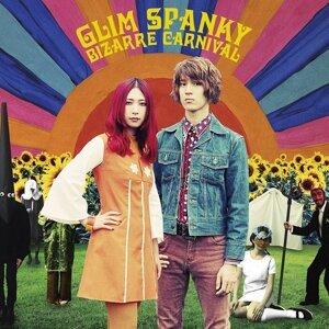 GLIM SPANKY BIZARRE CARNIVAL Tour in Taipei