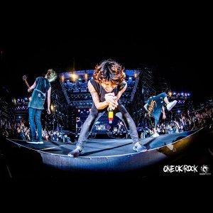 徹底嗨翻!ONE OK ROCK 2018 台北演唱會