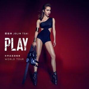 蔡依林 (Jolin Tsai) - 蔡依林 Play世界巡迴演唱會