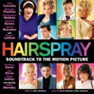 Hairspray (髮膠明星夢電影原聲帶) - 髮膠明星夢電影原聲帶 (Hairspray)