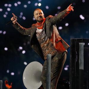 Justin Timberlake 2018超級碗中場演出曲目