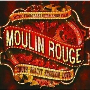 Moulin rouge (紅磨坊電影原聲帶)