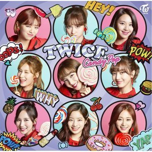 "TWICE SHOWCASE LIVE TOUR 2018 ""Candy Pop"""