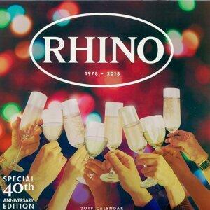 2月生まれアーティストの楽曲 - RHINOカレンダーシリーズ