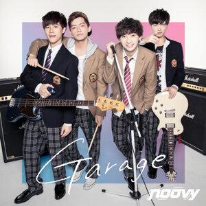 注目の台湾発のロックバンド-noovy-