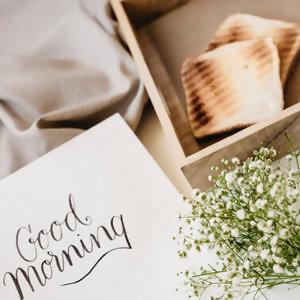 早安!晨之美~輕鬆享受早晨時光(不定期更新)