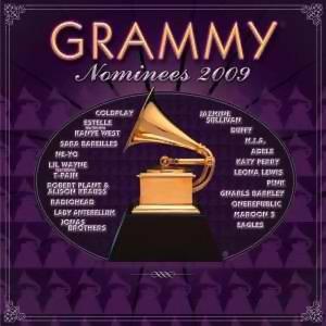 Grammy Nominees (葛萊美的喝采) - 2009 Grammy Nominees(2009 葛萊美的喝采)