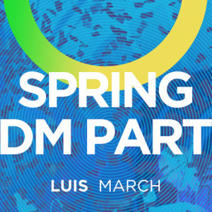 SpaceCycle Music Events: EDM Spring Party