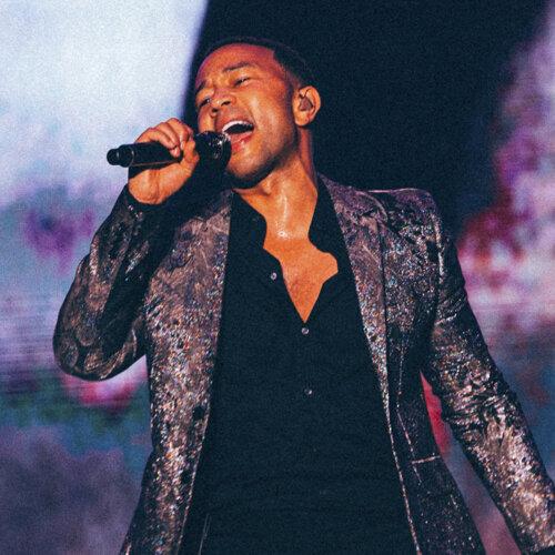 約翰傳奇 John Legend 台北演唱會歌單