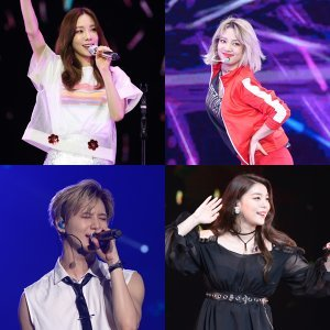 2018 BEST OF BEST CONCERT IN TAIPEI Part II