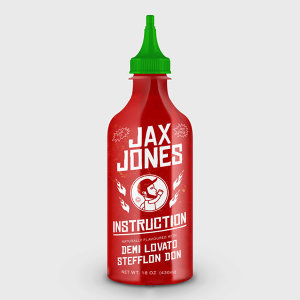 Jax Jones, Demi Lovato, Stefflon Don - Instruction
