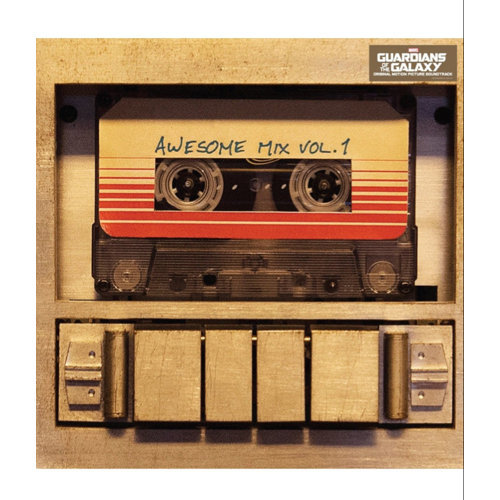 Guardians of the Galaxy - Awesome Mix Vol. 1 & 2