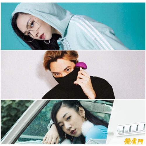 嘻哈龍虎門ep2 吳卓源/Zenbo/阮禾茜