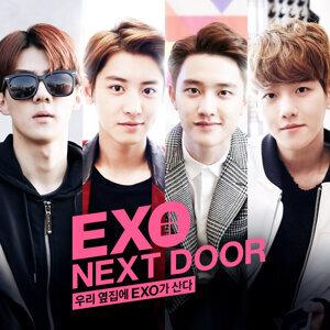 EXO為戲劇、電影而唱