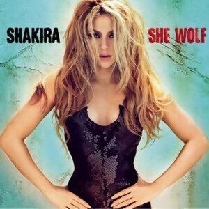 Shakira (夏奇拉) - 歌曲點播排行榜