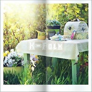 K-Folk:韓系不插電野餐情歌