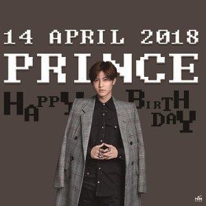 王子 邱勝翊生日快樂!