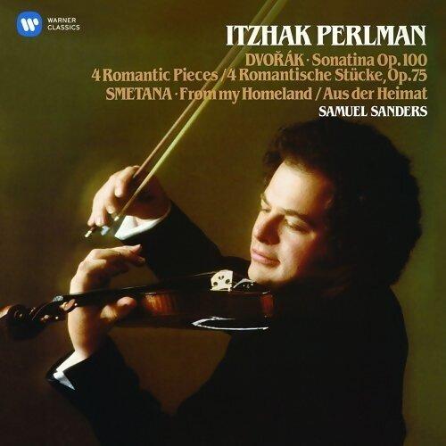 小提琴之王帕爾曼 柔情款款