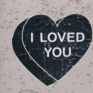 愛或不愛,我都不要再難過