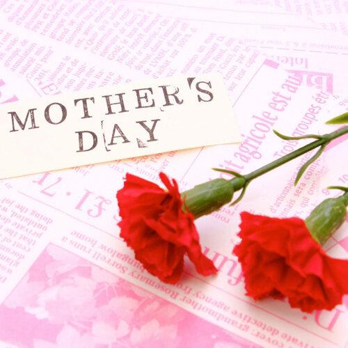 我最敬愛的媽媽,母親節快樂!