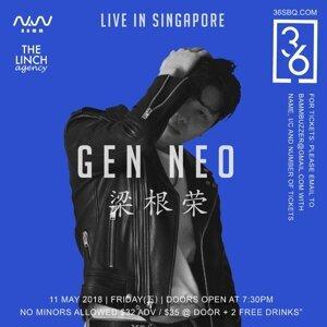 [Gen Neo 梁根荣 Live In Singapore] 专属歌单