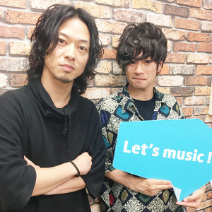 """2018.06.11 """"THE BACK HORN""""&""""フレデリック""""Listen withプレイリスト"""