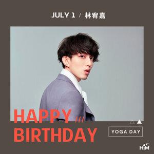 7/1  Happy YOGA Day!!!