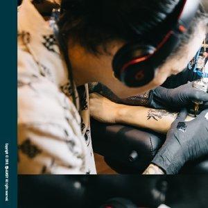 Dice 的刺青工作歌單