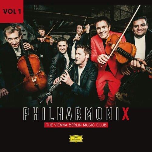 Philharmonix - The Vienna Berlin Music Club - Vol. 1