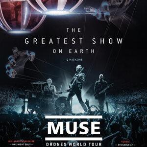 Muse Drones 世界巡迴演唱會