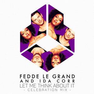 Fedde Le Grand, Ida Corr - Let Me Think Ab