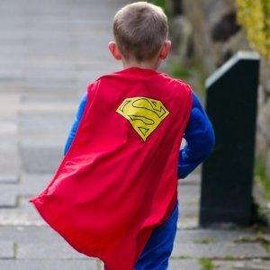想像力就是寶貝的超能力!