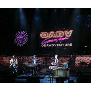 宇宙人「OADV」新加坡演唱会暖身歌单