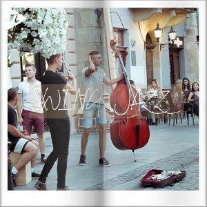 法國巷弄的搖擺爵士:Swing Jazz