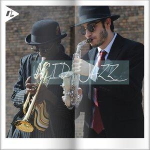 曼哈頓都會的酸爵士:Acid Jazz