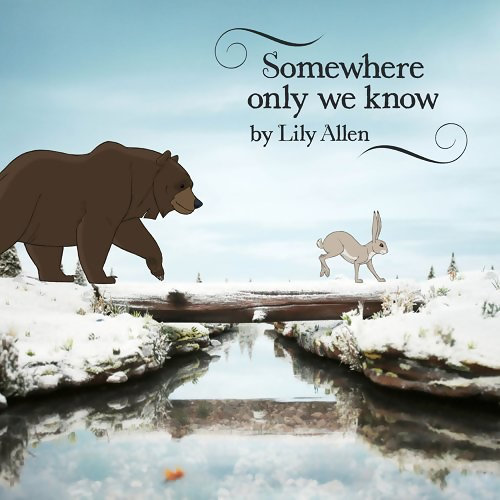 因為你聽過 Somewhere Only We Know