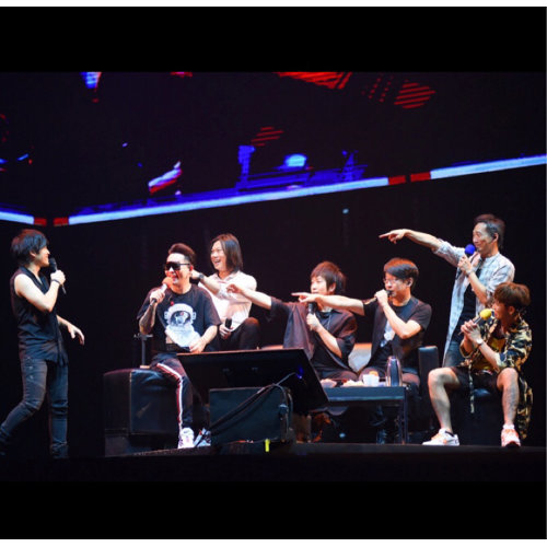 超犀利趴9「SUPER STAGE」Day1 演出歌單
