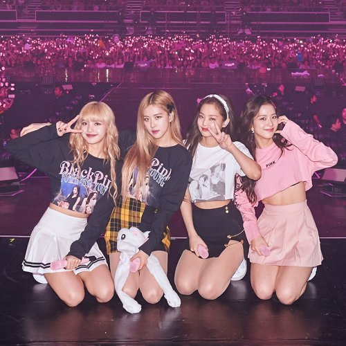 BLACKPINK「In Your Area」
