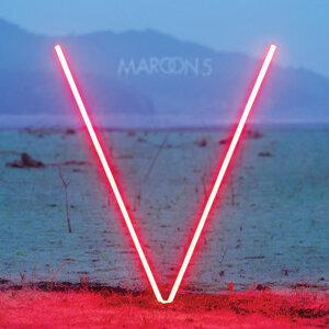 Maroon 5  魔力紅