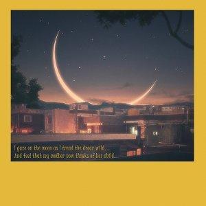 月圓之夜,與你相伴,實在榮幸之至。