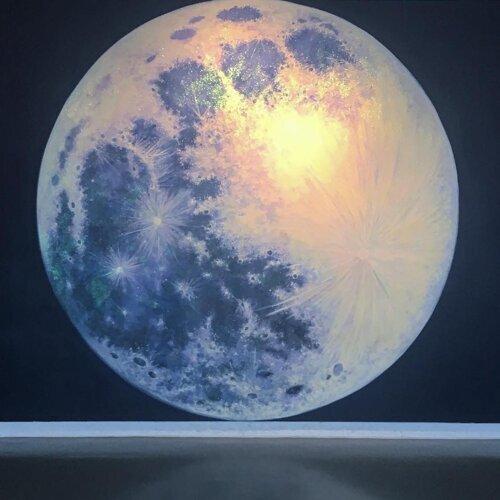 月亮訴諸我的心