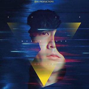 JJ林俊傑聖所世界巡迴演唱會香港站