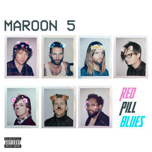 Maroon 5 Red Pill Blues Tour 2018