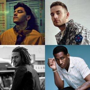 讓這些R&B男聲陪你Chill一整晚🌛